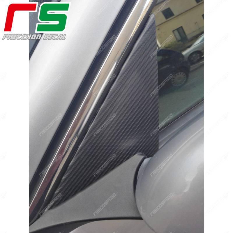 adesivi Alfa Romeo Giulietta carbonlook Decal supporto specchietto