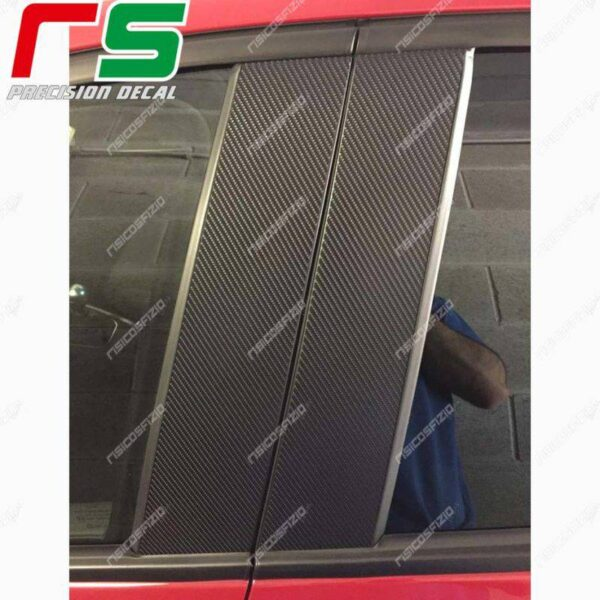adesivi Alfa Romeo Giulietta kit esterno Decal carbonlook