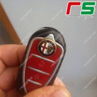 adesivo Alfa Romeo Mito 4C Giulietta carbonlook Decal chiave