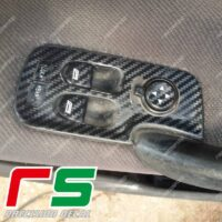 adesivi Alfa Romeo 147 carbonlook Decal alzacristalli full