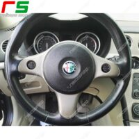 adesivi Alfa Romeo 159 carbonlook Decal comandi al volante
