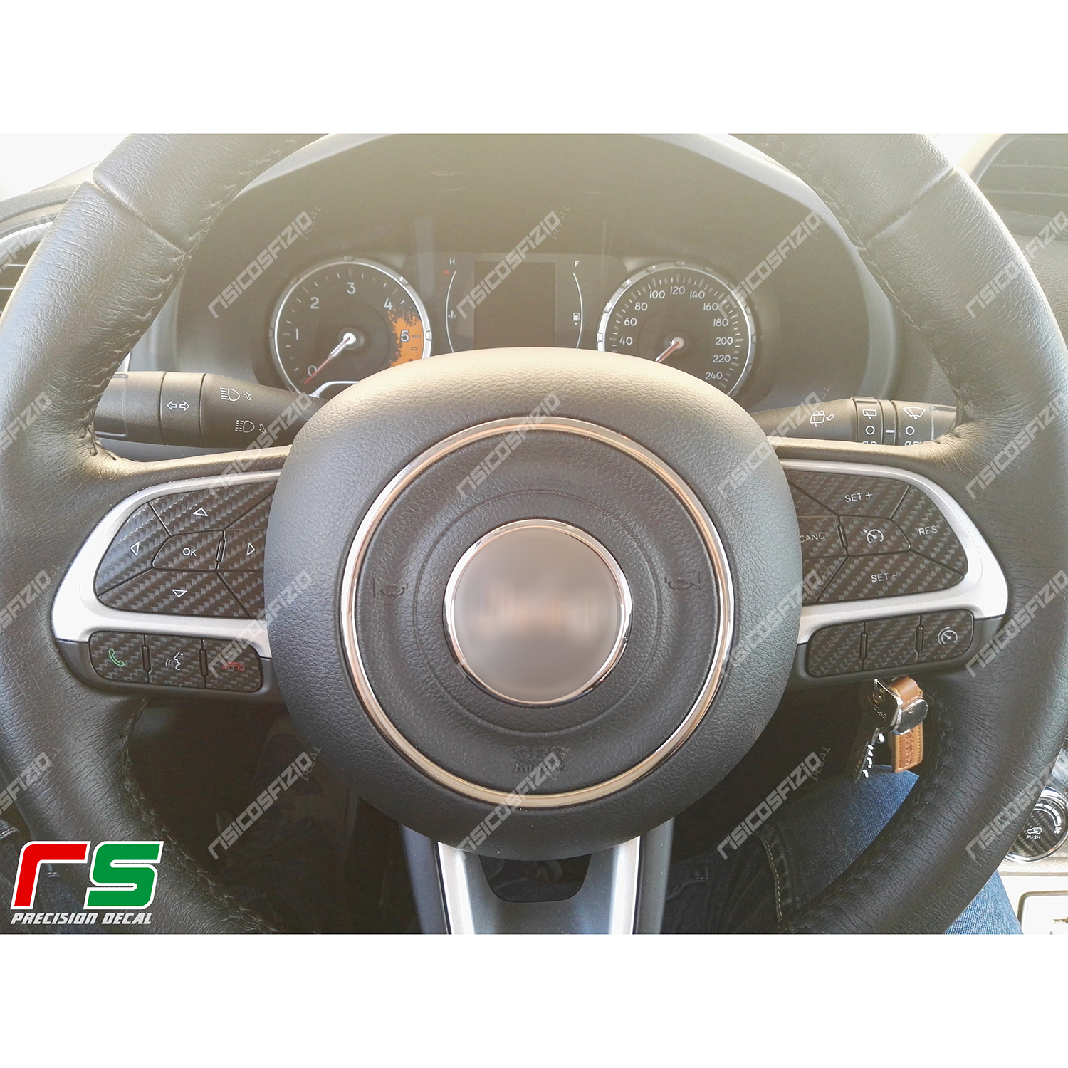 187 DTS LINE PASSARUOTA tipo a 6mm 4x98 FIAT SEICENTO TIPO