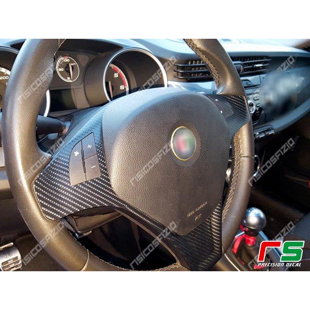 Adesivi Alfa Romeo Mito Giulietta Carbon Look Decal Cover