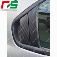 adesivi Alfa Romeo 156 carbonlook Decal maniglia portiera posteriore