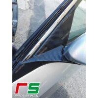 adesivi Alfa Romeo Giulietta carbonlook supporto specchietto