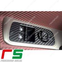 adesivi Alfa Romeo Mito Decal carbon look pulsantiera alzacristalli