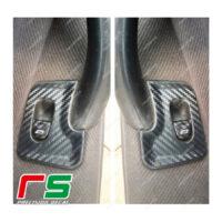 adesivi Alfa Romeo 147 carbonlook Decal alzacristalli posteriori