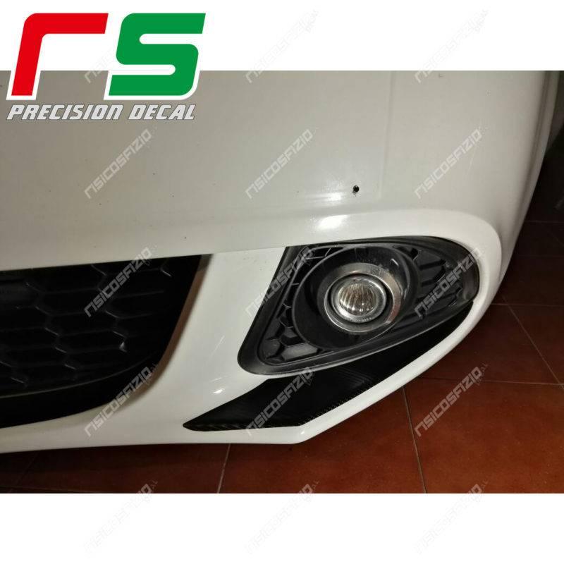 Adesivi Alfa Romeo Giulietta Carbonlook Decal Inserti
