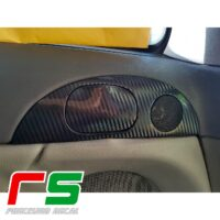stickers Alfa Romeo 147 GT carbonlook molding tweeter