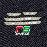 Range Rover Evoque 2020 illuminated door sill scuff plate
