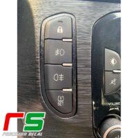 adesivi Alfa Romeo Giulietta carbonlook Decal tastiera luci verticale
