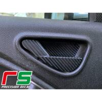 Alfa Romeo Mito adesivi sticker decal leve maniglia tuning