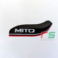 Alfa Romeo Mito ADESIVO resinato nero inserto alzata sedile