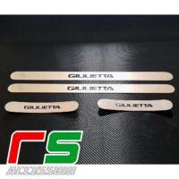 Alfa Romeo Giulietta battitacco sottoporta anteriore posteriore in acciaio