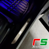 Range Rover Evoque 2020 battitacco illuminato sottoporta