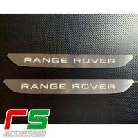 Baguettes de seuil lumineuses Range Rover Velar
