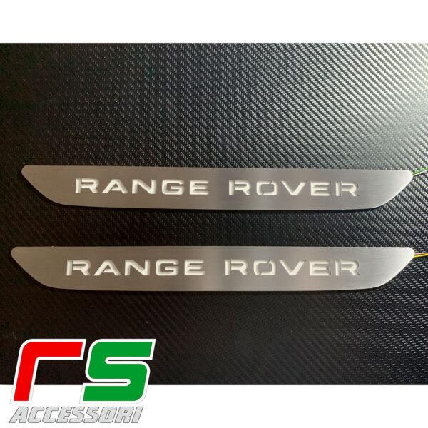 Range Rover Velar battitacco luminoso