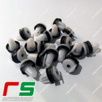 clip elastiche battitacco ricambio range rover evoque