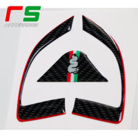 alfa giulietta mito resin coated STICKERS steering wheel controls decal cover