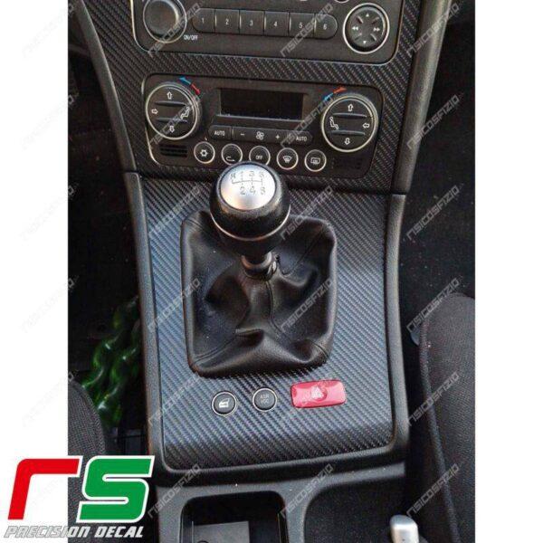 Adesivi Alfa Romeo 159 Decal carbonlook cornice cambio