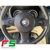 Alfa Romeo 159 ADHESIVES decal cover steering wheel with controls