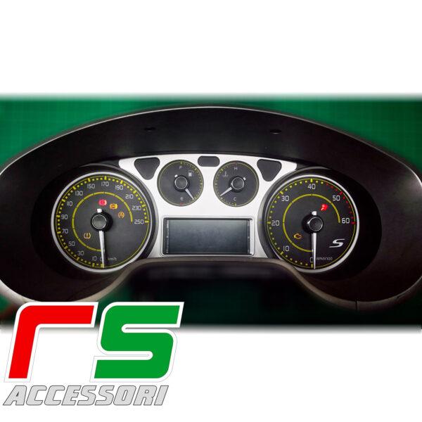 fondini strumentazione Lancia Delta JTDM replica S