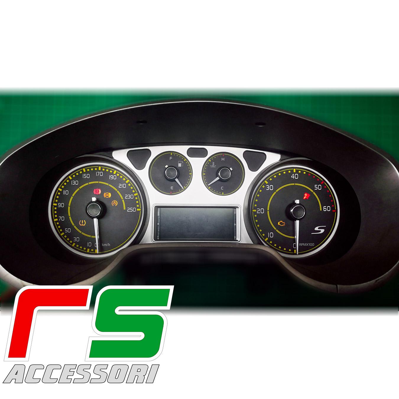 instrument panels Lancia Delta JTDM replica S
