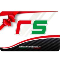 Gift card carta regalo RSaccessori By risicosfizio
