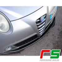 adesivi Alfa Romeo Mito Decal carbonlook inserti paraurti anteriore