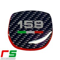 alfa 159 stickers with customized resin drawer handle