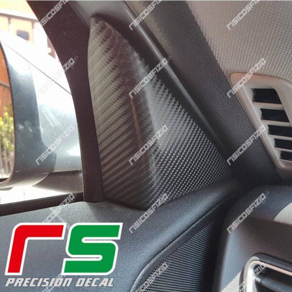 adesivi Alfa Romeo Giulietta Decal carbonlook modanature specchietti