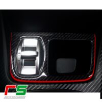 Alfa Romeo Giulietta carbonlook coin purse sticker