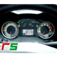 strumentazione fondini personalizzati Alfa Romeo Mito GTA