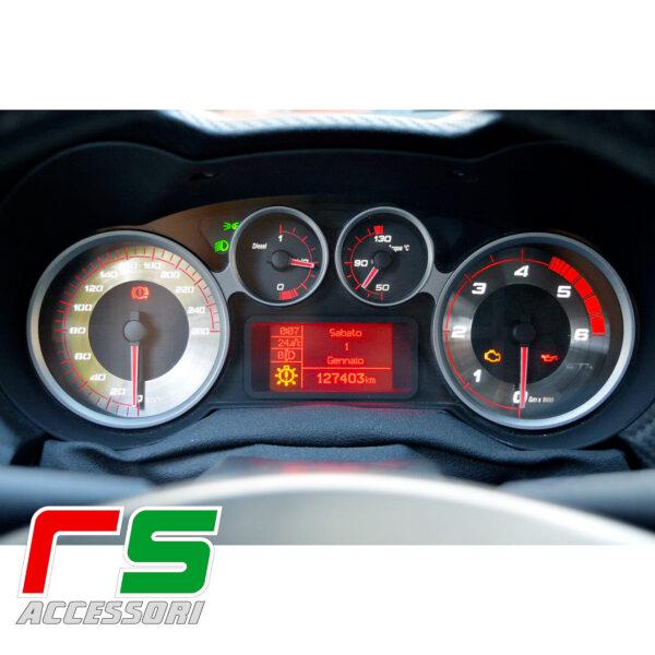 Alfa Romeo Mito giulietta GTA replica jtdm strumentazione fondini