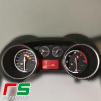 strumentazione fondini personalizzati Alfa Romeo Giulietta jtdm