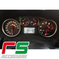 fondini strumentazione personalizzati Alfa Romeo Mito benzina replica Giulia