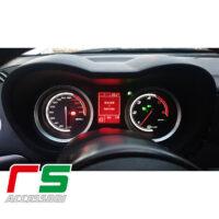 fondini strumentazione evo personalizzati Alfa Romeo 159 jtdm