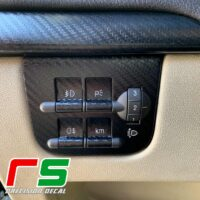 alfa romeo 159 stickers decal sticker cover keyboard lights carbon